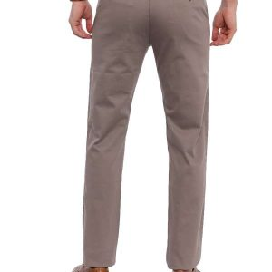 Grey Tapered Tailored Fit Trouser
