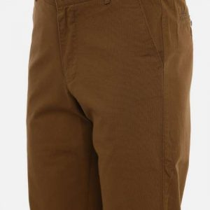 Croydon UK Brown Tapered Tailored Fit Chinos Trouser